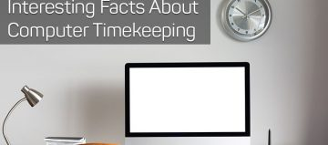 Interesting Facts About Computer Timekeeping