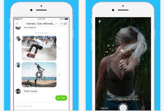 Kik- best texting app 2017