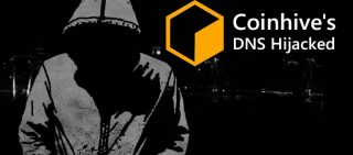 Latest In The Bulletin Coinhive's DNS Hijacked