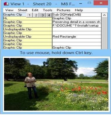 M8 free clipboard