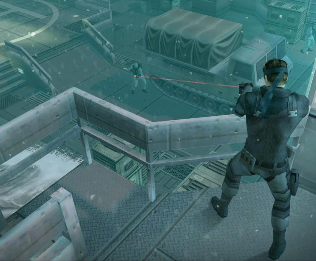 mgs-twin-snakes on Nintendo Switch