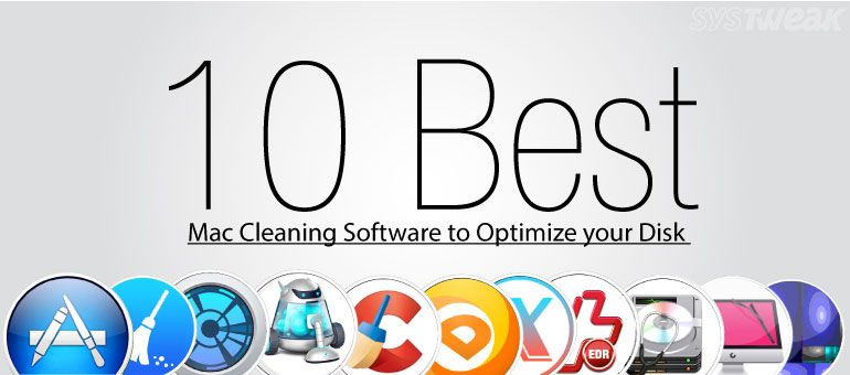 1. Best Mac cleaning software