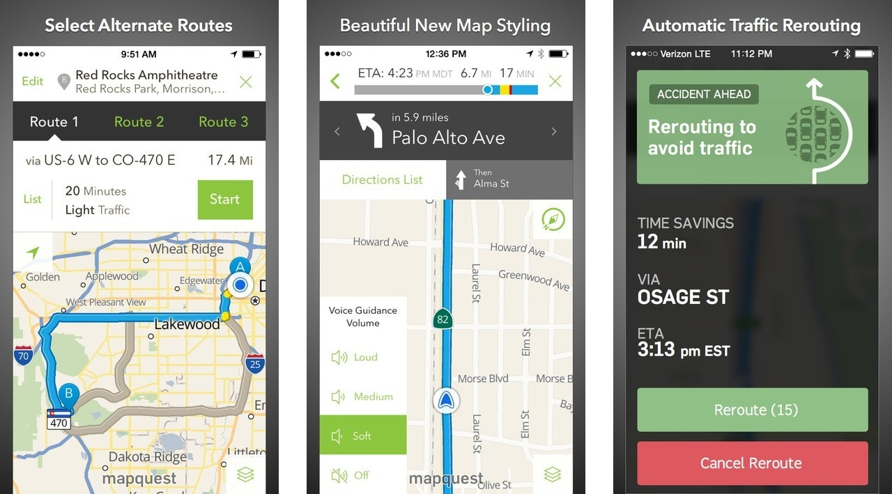 MapQuest - GPS Navigation & Maps