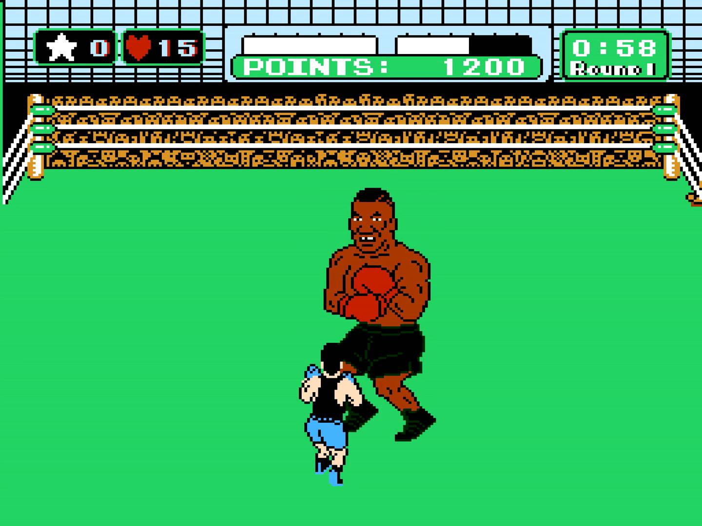 Mike Tyson – Punch Out