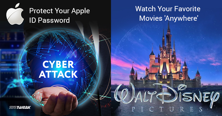 NEWSLETTER New cyberattack targets Apple passwords & Disney presents 'Movies Anywhere'