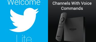 NEWSLETTER Twitter Lite Launched in 24 Countries & Use Hulu, NBC, CBS now with voice commands on Firestick