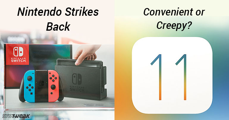 Nintendo Back On Top & Apple's AI Sees More Than It's Supposed To