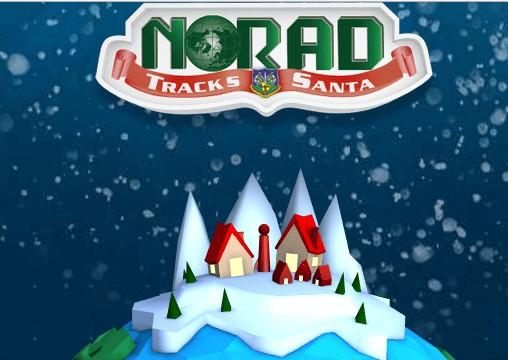 Norand track santa