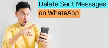 Now Delete WhatsApp Message Even After The 7 Minutes Deadline