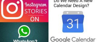 Now Post Instagram Stories To Whatsapp & Google Enforces New Calendar Design