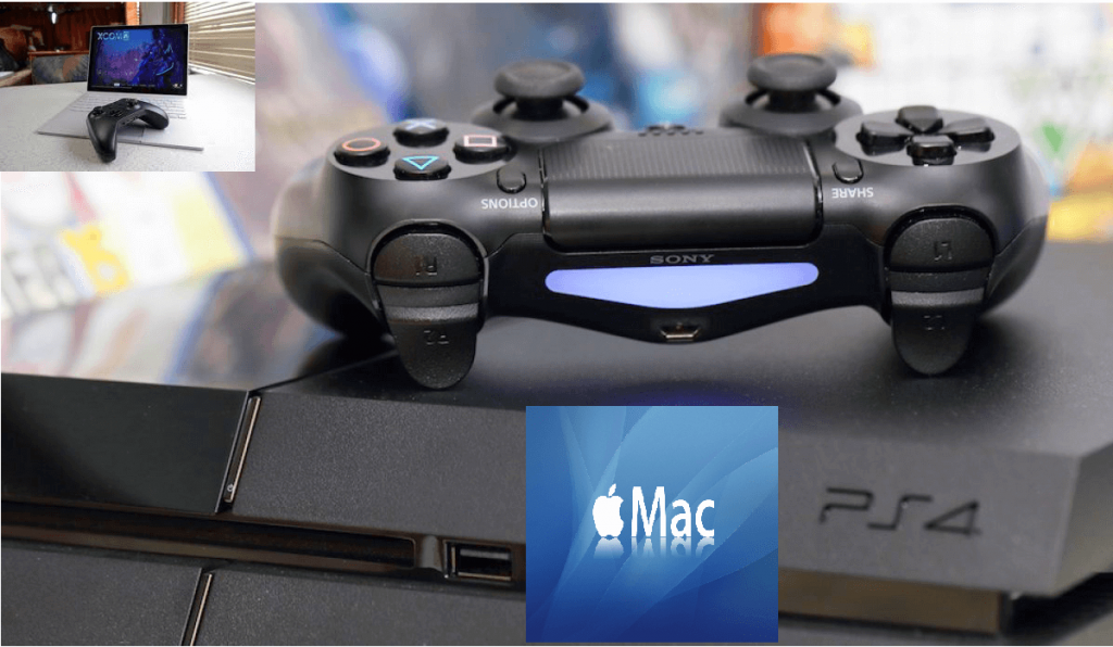 PS4 remote play on mac