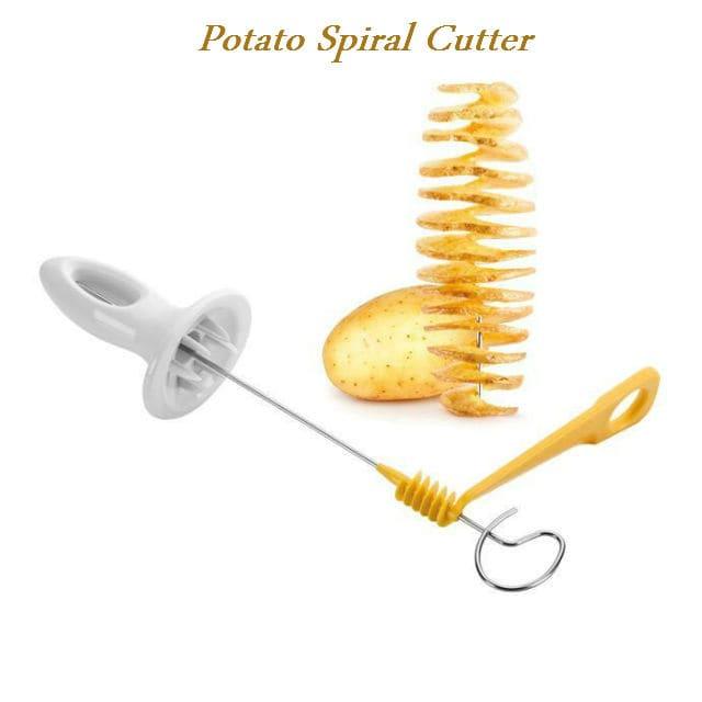 Spiral Potato Cutter