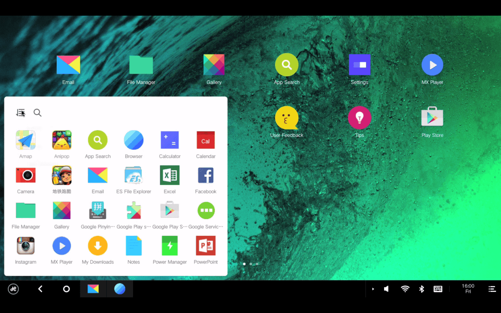 Remix OS Player- best android emulator 2017