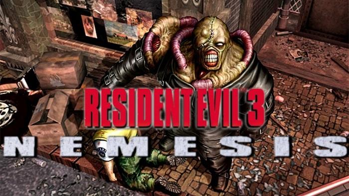 resident-evil-3- PS1 game