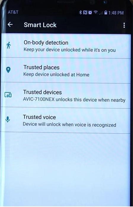 Set Smart Lock To Identify Bluetooth Device