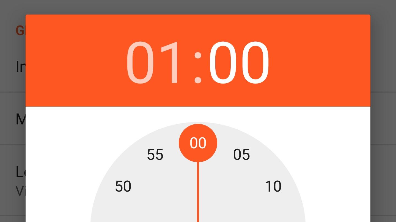 Set a Sleep Timer