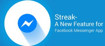 Streak-A New Feature For Facebook Messenger App
