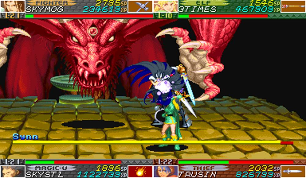 Synn – Dungeons and Dragons: Shadow Over Mystara