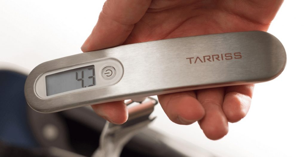 The Jetsetter Digital Luggage Scale