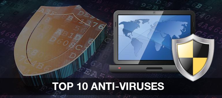Top-10-Anti-viruses