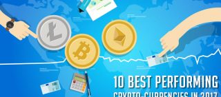 Top 10 Cryptocurrencies That Performed In 2017