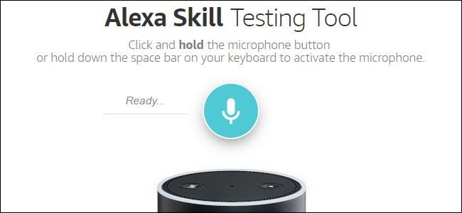 Use Alexa From Your Browser