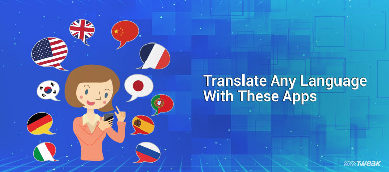 Voice Translation App androdi