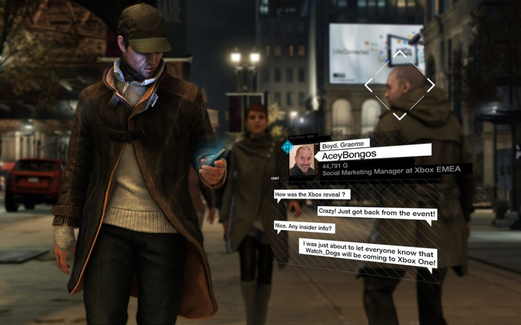 Watch Dogs 6 videogame