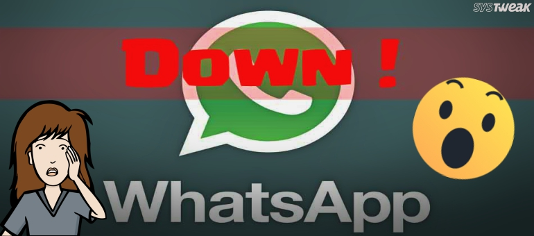 Did The WhatsApp Breakdown Hit You Too?