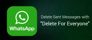 WhatsApp Grants '7 Minutes' To Correct Your Past Mistakes!