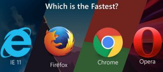 Which Is Faster IE 11 vs Firefox vs Google Chrome Vs Opera