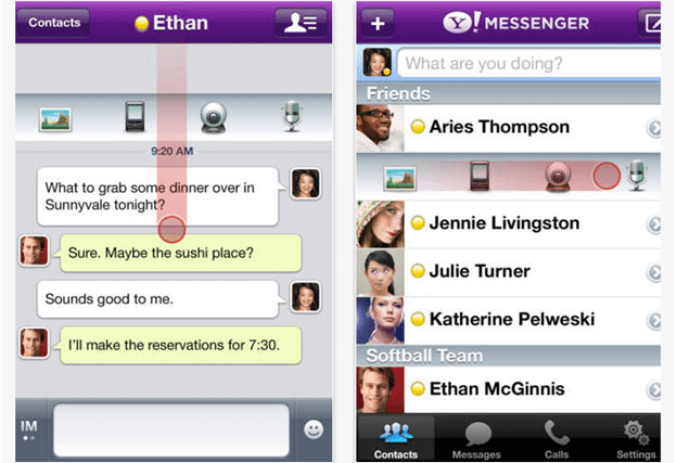 Free Chat Rooms Like Yahoo Messenger