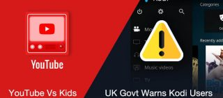 YouTube Gets Cautious About Kid Related Content & UK Govt Gives Fully Blown Warning To Illegal Streamers