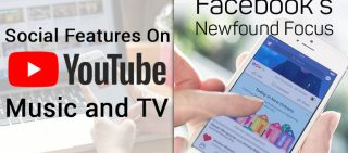 YouTube Social Features In YouTube TV, YouTube Music & Facebook Today In For Local News And Events