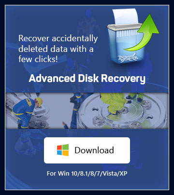 Advanced Disk Recovery -Windows