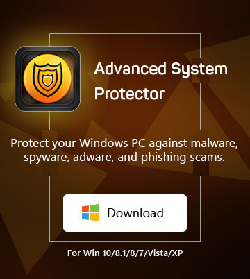 Advanced System Protector – windows