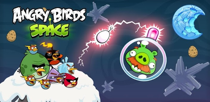angry birds space best android game