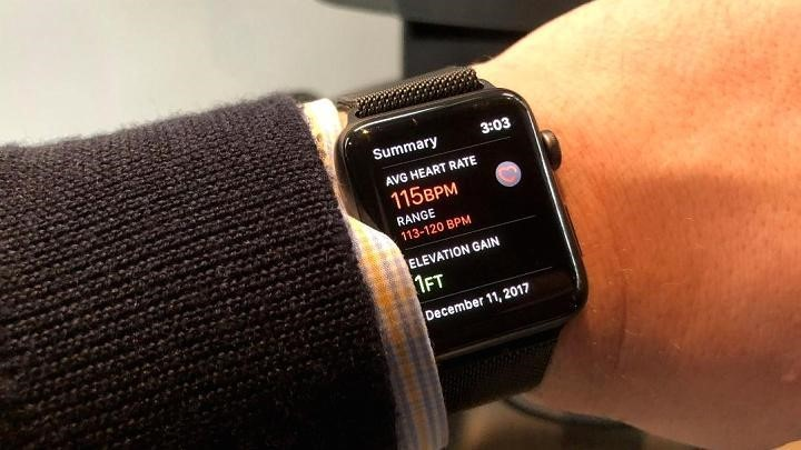 apple gymkit watch summary