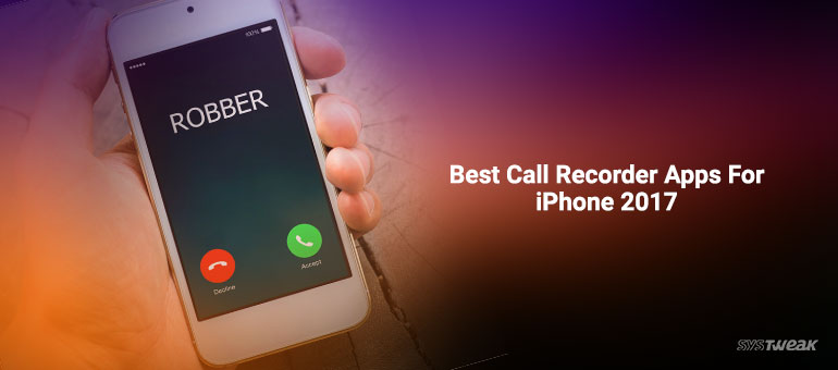best call recorder apps on iphone