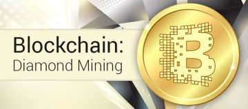 blockchain diamond mining