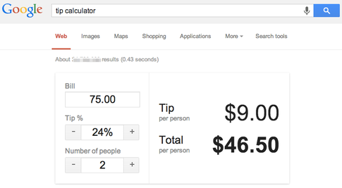 calculator-tip-google