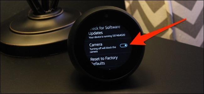 camera echo spot