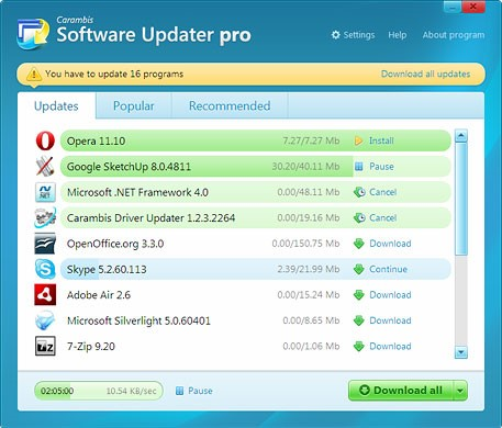 12 Best Software Updaters For Windows 2020 Free Paid
