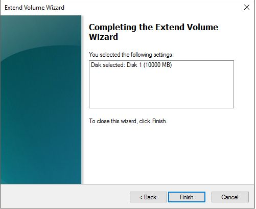 complete-extend-disk-size