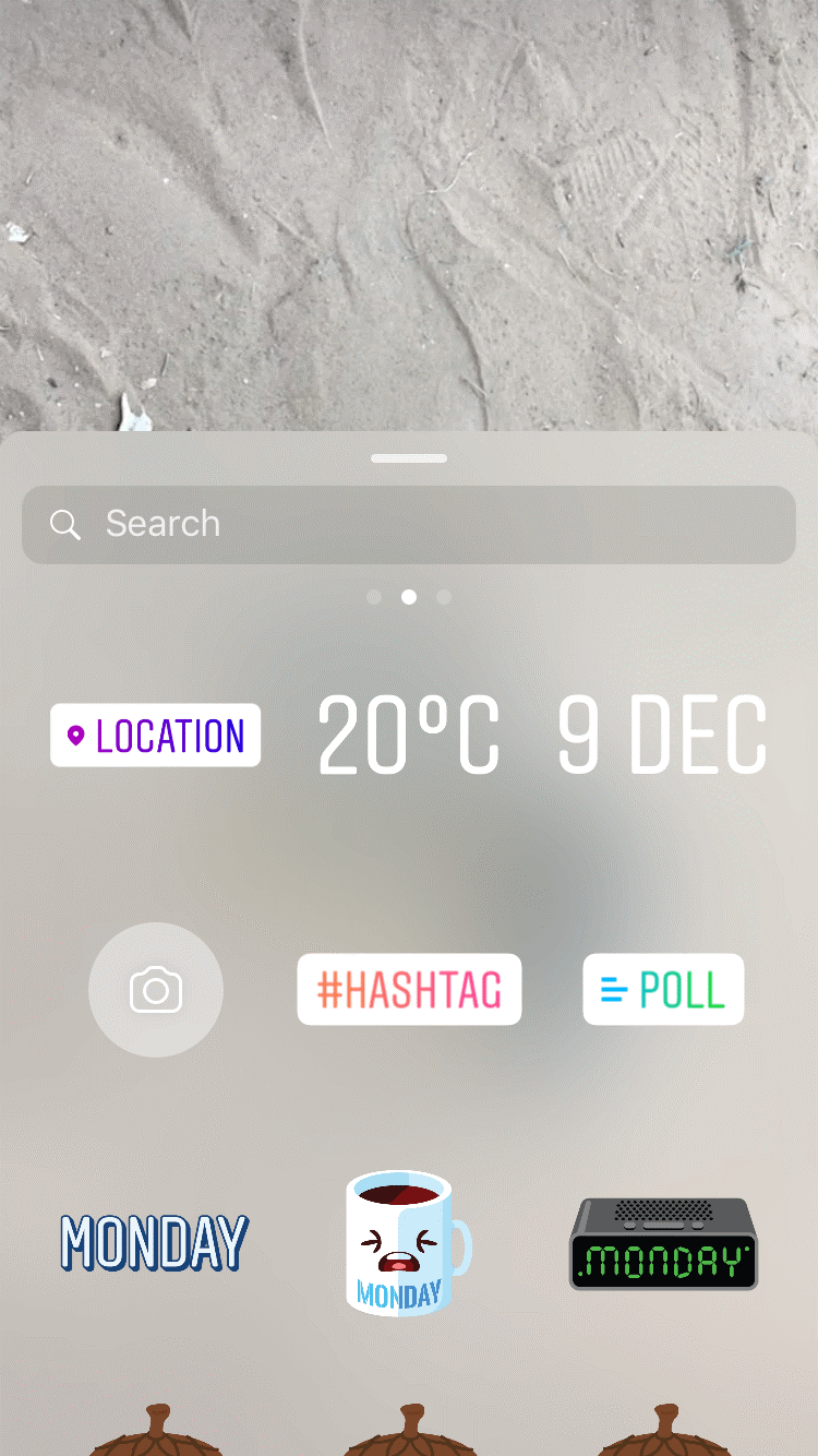 create poll on instagram