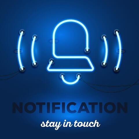 deliver notifications