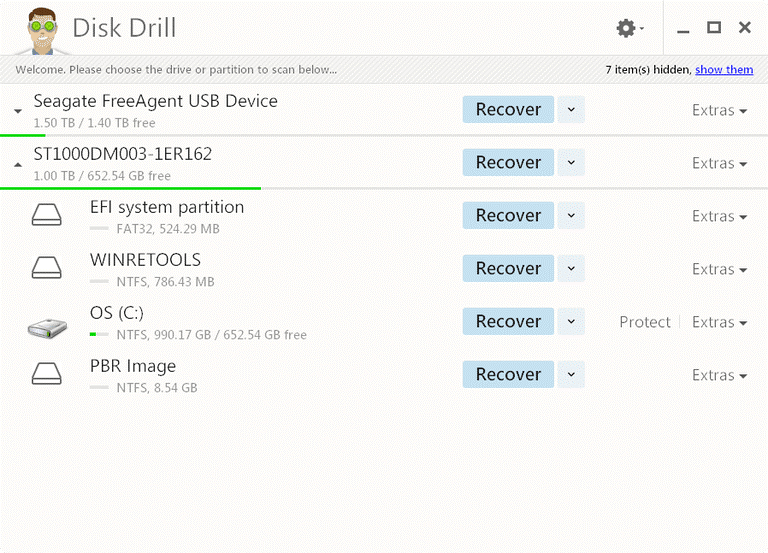 disk drill-best data recovery software for windows