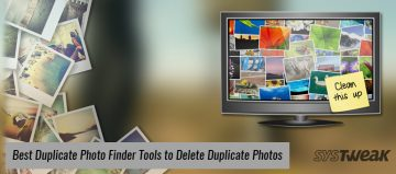 duplicate photo finder tool to find duplicate photos