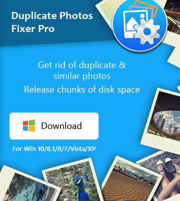 Duplicate Photos Fixer Pro – windows
