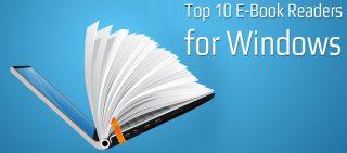 ebook reader apps for windows 10